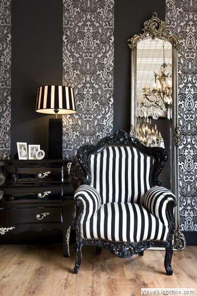 Bedroom Gothic Interior Design